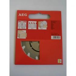 AEG Lame de scie circulaire 160 x 20 x 12 dents
