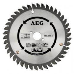 AEG Lame de scie circulaire 42 dents 160 mm