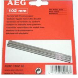 AEG lame pour RABOT 102mm