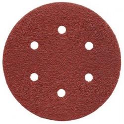 AEG Papier abrasif Velcro Diamètre 150mm (2)