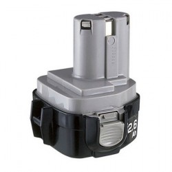 Makita batterie 1234 Ni-MH 12V / 2.5Ah