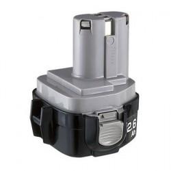 Makita batterie 1234 Ni-MH 12V / 2.6Ah