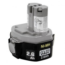 Makita batterie 1434 Ni-MH 14.4V / 2.5 Ah