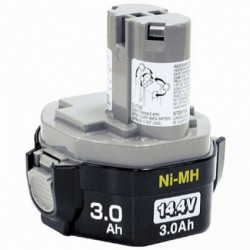 Makita batterie 1435 Ni-MH 14V / 3.0Ah