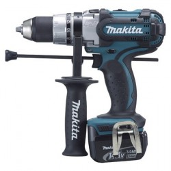 Makita BHP444RFE Perceuse visseuse à percussion 13 mm 14,4 V