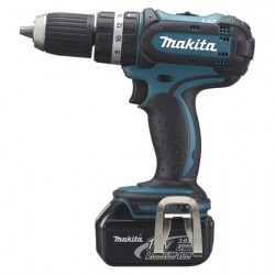 Makita BHP452RFE Perceuse visseuse à percussion 13 mm 18 V