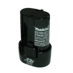 Makita batterie Li-ion 1.0Ah / 7.2V