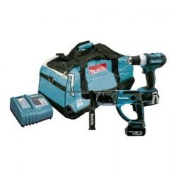 Makita DK1446 Coffret 2 machines 18 V