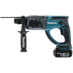 Makita Perfo-burineur SDS-PLUS 18V LXT
