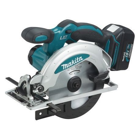 Makita scie circulaire à batterie BSS610 RFE