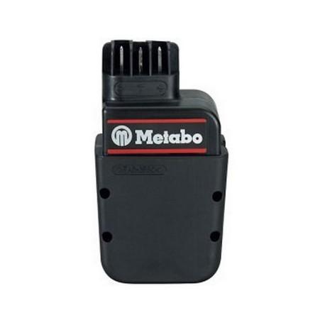 Metabo Bloc batterie 12 V, 1,7 Ah, Ni-MH
