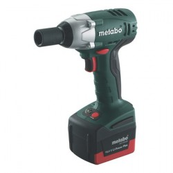 Metabo Visseuse à percussion 14,4 volts SSW 14.4