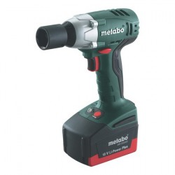 Metabo Visseuse à percussion 18 volts SSW 18