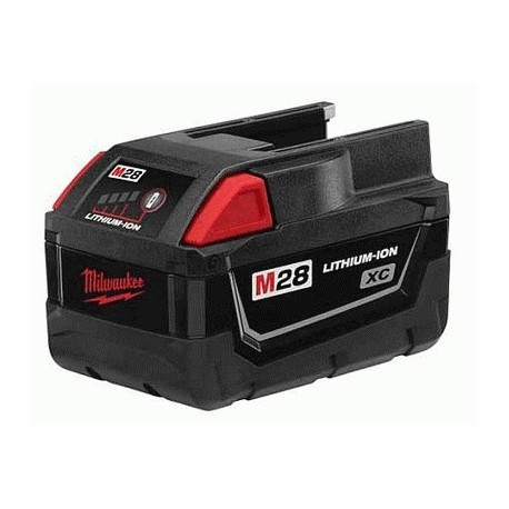 Milwaukee batterie M28 BX - 28V / 3.0Ah Li-Ion