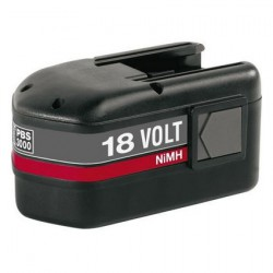 Milwaukee batterie MXL18 - 18V / 3.0Ah Ni-Mh