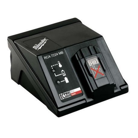 Milwaukee Chargeur RCA 7224 MB 7.2 - 24 V système PBS 3000