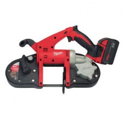 Milwaukee M18 scie à ruban