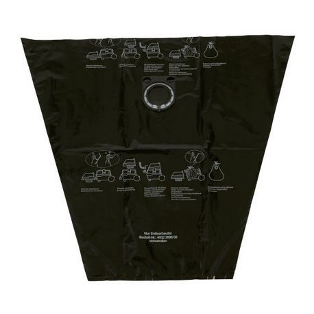 Milwaukee sac plastique pour aspirateur 50L