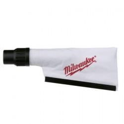 Milwaukee Sac à poussière pour ponceuses excentrique