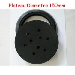 AEG Plateau velcro pour EXE 460 diamètre 150
