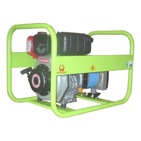 PRAMAC groupes électrogènes Diesel E4500