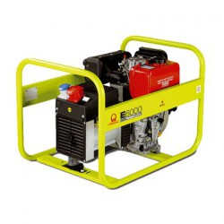 PRAMAC groupes électrogènes Diesel E6000