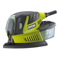 Ryobi EPS80RS Ponceuse triangulaire 80 W