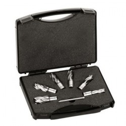 Milwaukee coffret de 6 trepans HSS