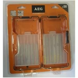 AEG Set 50 lames pour scie sauteuse