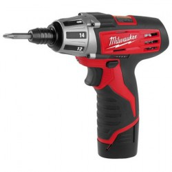 Milwaukee visseuse compact M12bd 202c