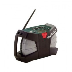 METABO Radio-Chargeur De Chantier RC 12 WildCat