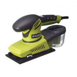 RYOBI Ponceuse vibrante ESS200RS 200W (Cyclonic Dustbox)