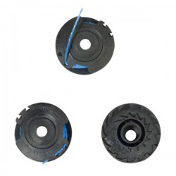 Ryobi 3 bobines + fil Ø 1,6 mm