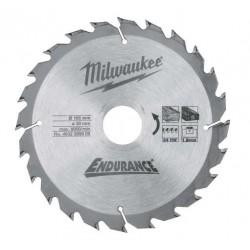 Milwaukee lame de scie circulaire