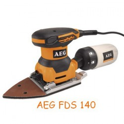 AEG ponceuse vibrante fds 140