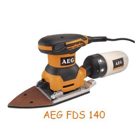 AEG ponceuse vibrante fds 140