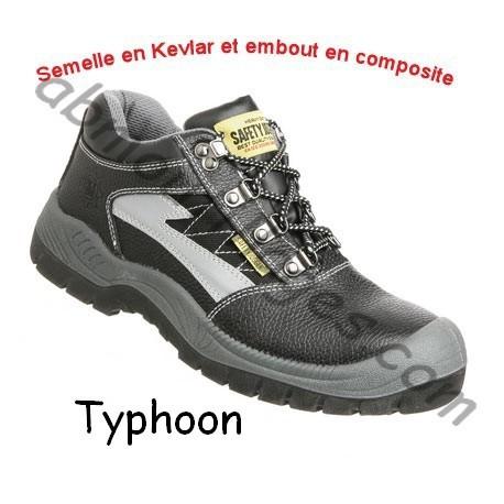Safety Jogger Chaussures de sécurité TYPHOON