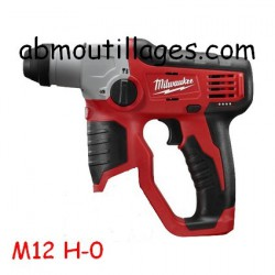 Milwaukee perforateur M12 H-0
