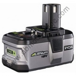 Ryobi BPL1820 Batterie 18 V / 2.4 Ah Lithium-Ion
