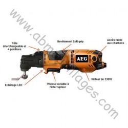 AEG Outil multifonction OMNI 300 KIT