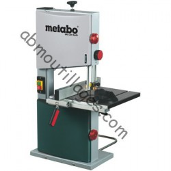 METABO SCIE A RUBAN BAS 260 SWIFT