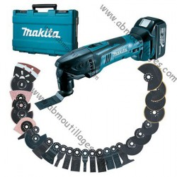 Makita outils multifonction BTM50RFEX6