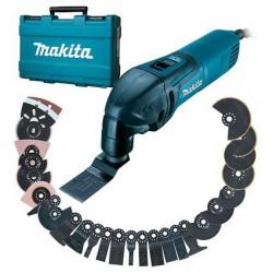 Makita outil multifonction TM3010CX3J