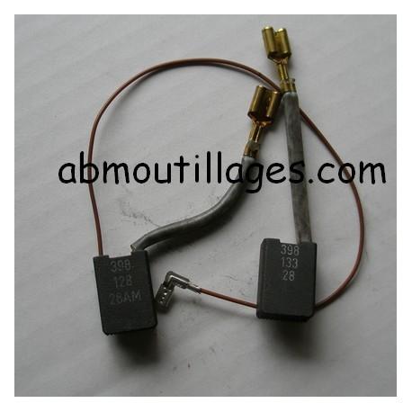 MILWAUKEE charbons pour perforateur K900S