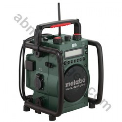 METABO RADIO RC 14.4 – 18V
