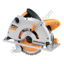 Evolution Build TCT Scie Circulaire Multi-Usages RAGE-B 185mm