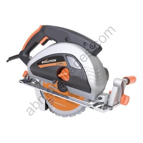 Evolution Build TCT Scie Circulaire Multi-Usages RAGE230 230mm