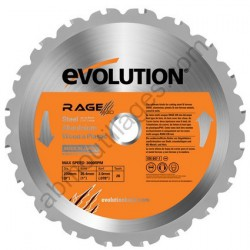 Evolution lame multi-usages RAGE 230mm
