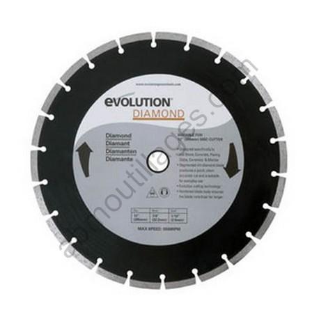 Evolution Disque diamant RAGE 305mm