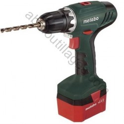 Metabo Perceuse visseuse BS 12 NICD